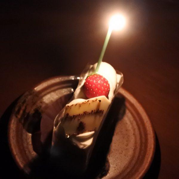 誕生日でした。